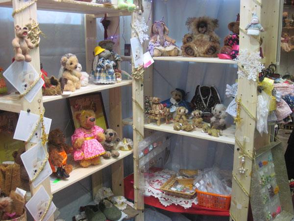 выставка Teddy