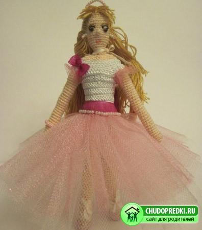 Мастер-класс куколка принцесса